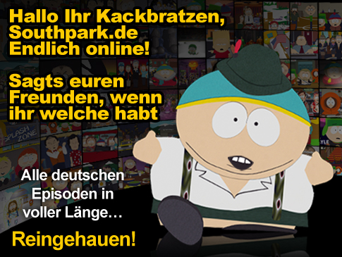South Park 200 Deutsch