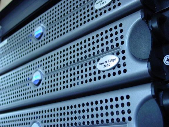 Server - alle doof