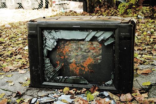 Fernseher - Foto: jot.punkt