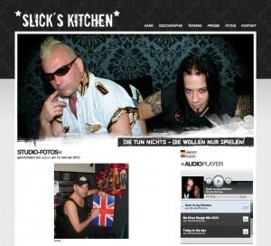 Screenshot: www.slickskitchen.com