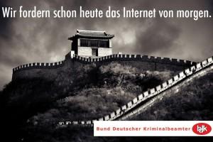 BdK: Wir fordern schon heute das Internet von morgen.
