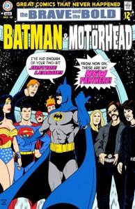 Batman & Motörhead