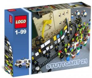 Lego: Stuttgart 21