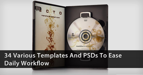 34 Photoshop Templates