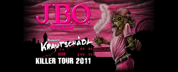 J.B.O. Killer Tour