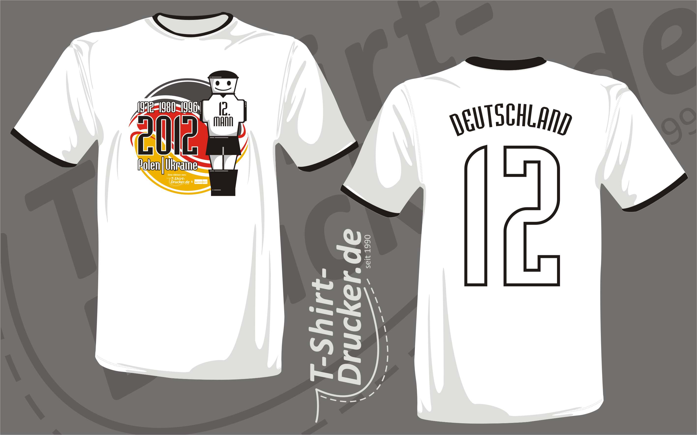 T-Shirt-Drucker.de EM Shirt Vorschau