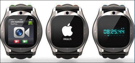 Armbanduhr tragen? Nicht mal wenn sie ein Apfel-Logo hat!