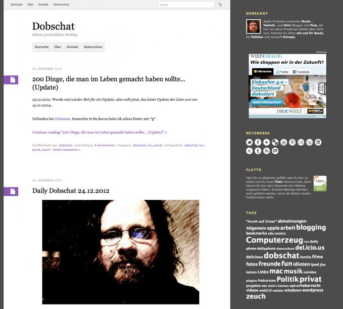 dobschat.de 25.12.2012
