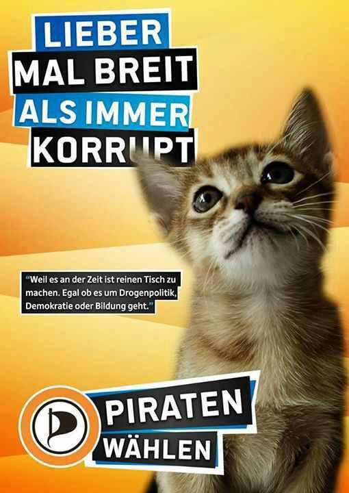 Die Saarbrücker Zeitung, die Piraten und die Drogen