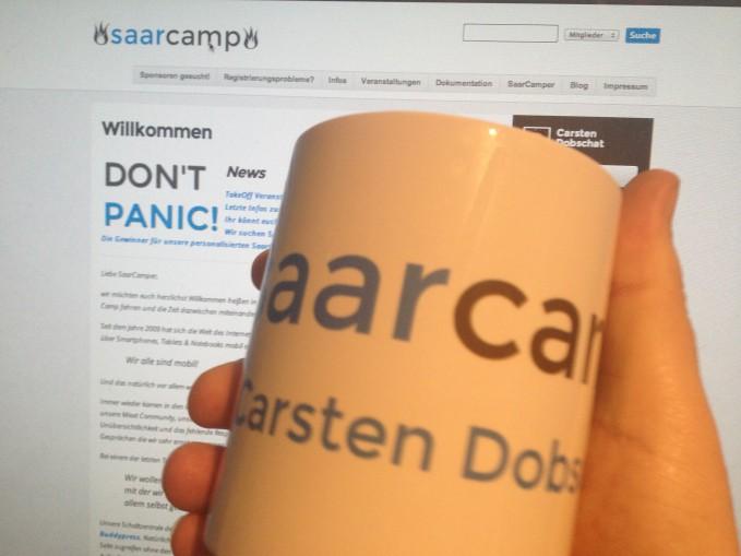 SaarCamp 2013