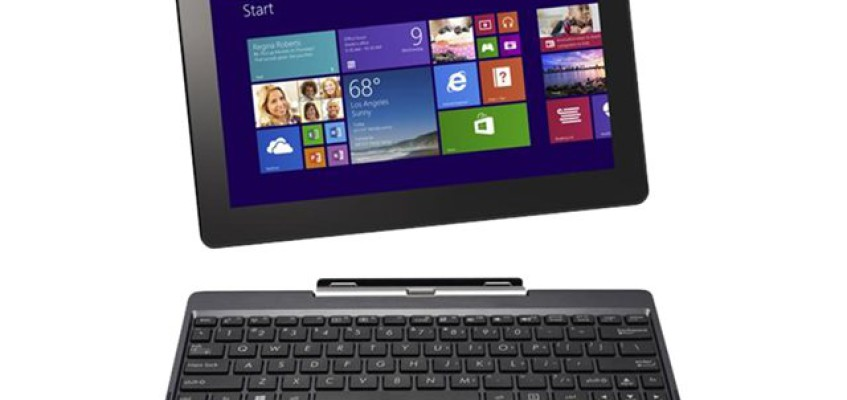 Asus Transformer Book T100 – will haben!