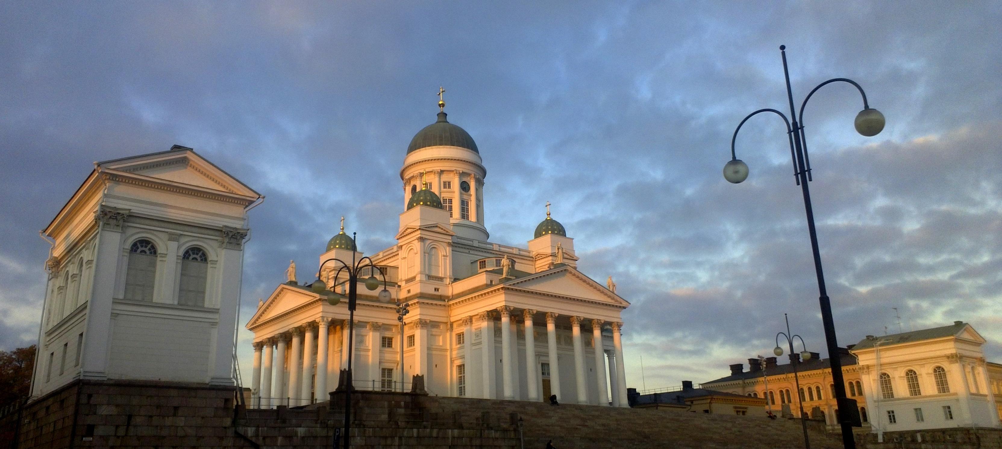 Helsinki is hell
