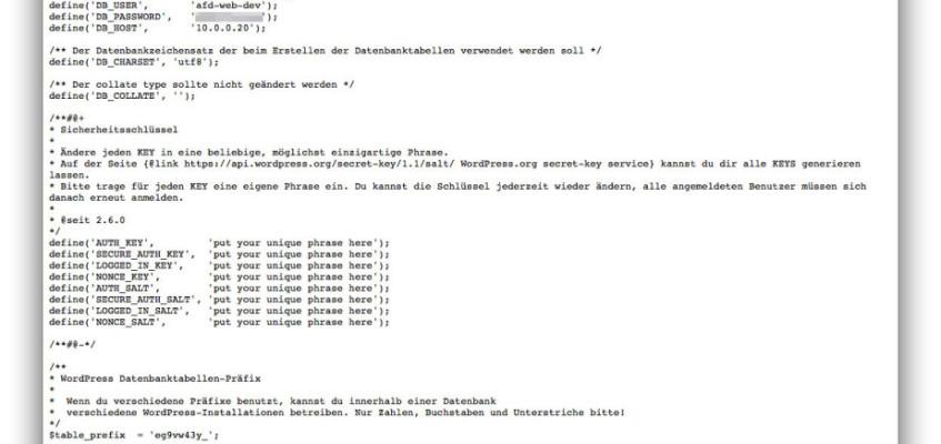 AfD sucht neuen Webmaster