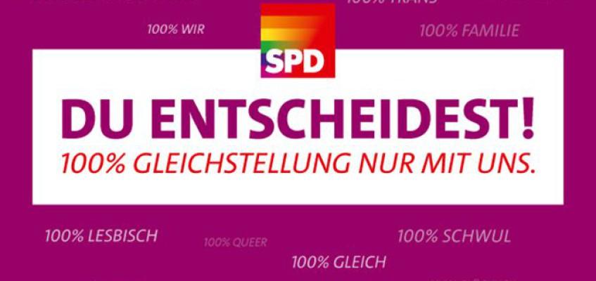 Jaja, die SPD wieder…