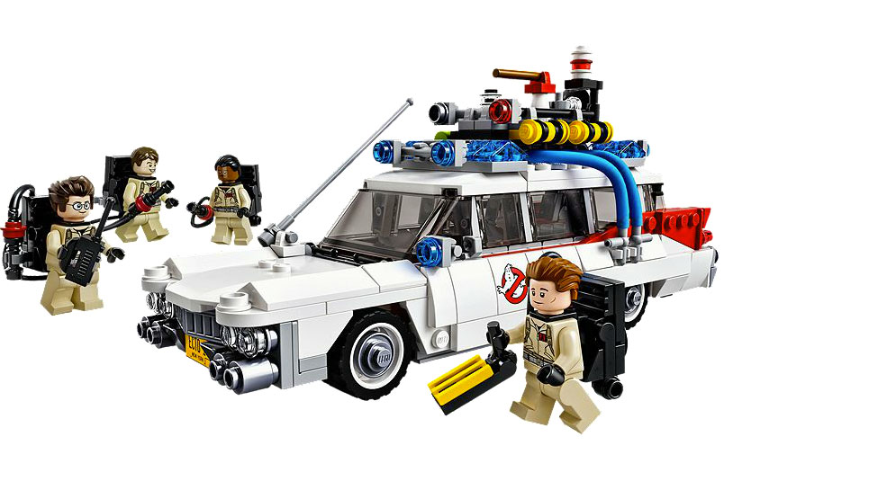 LEGO will mein Geld: Ghostbusters Ecto-1