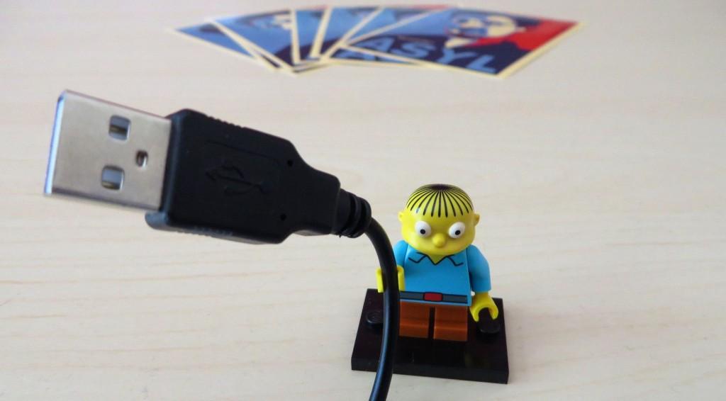 Lego-Kabelhalter-Ralph-Wiggum