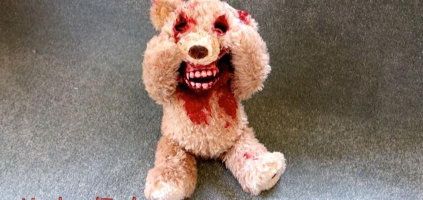 Ohhhh… ein Teddy