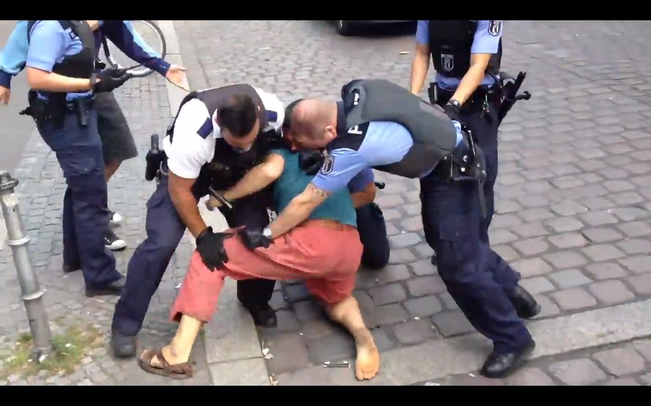 Sachverhaltsaufklärung nach Art der Berliner Polizei