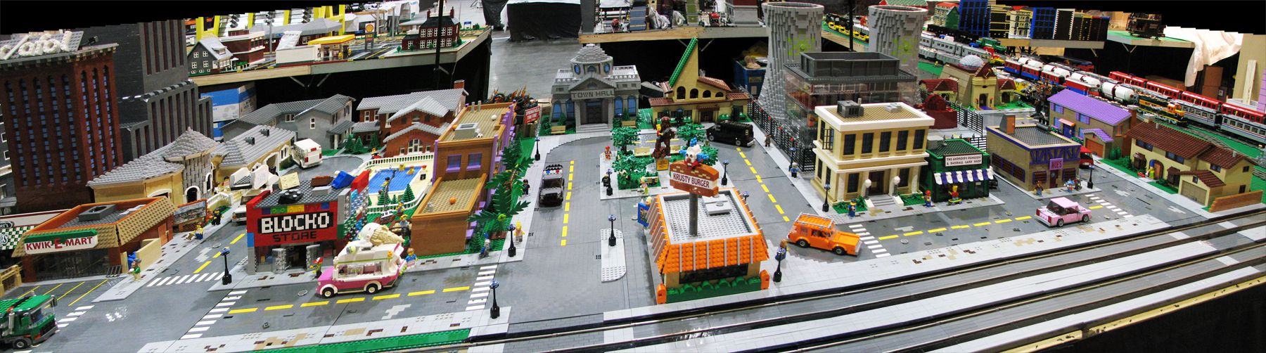 Springfield in Lego – und Wissenschaftlerinnen