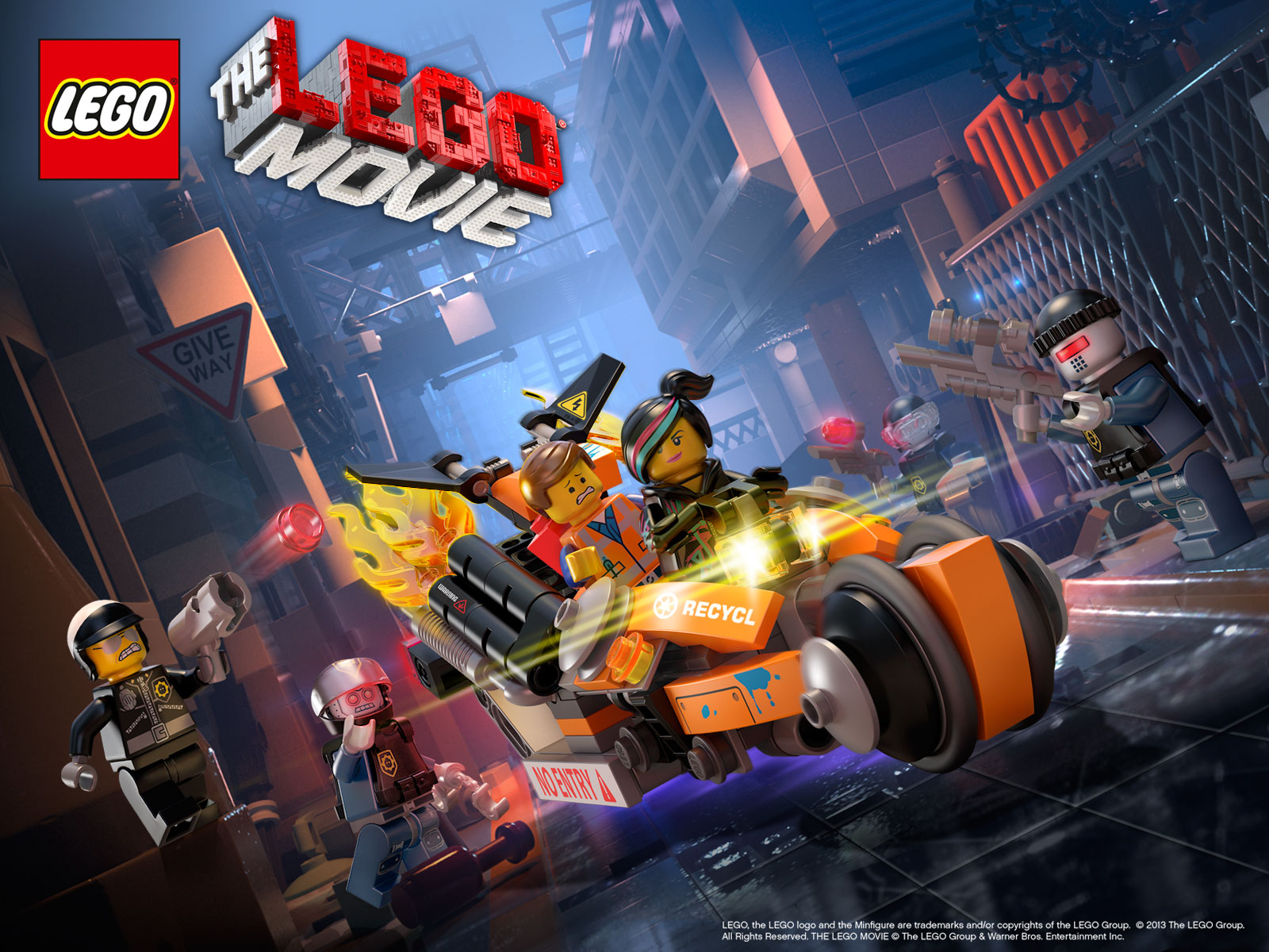 Lichtblick: The Lego Movie