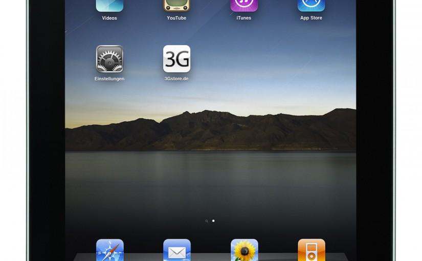 Audio-Dock für iPad 1?