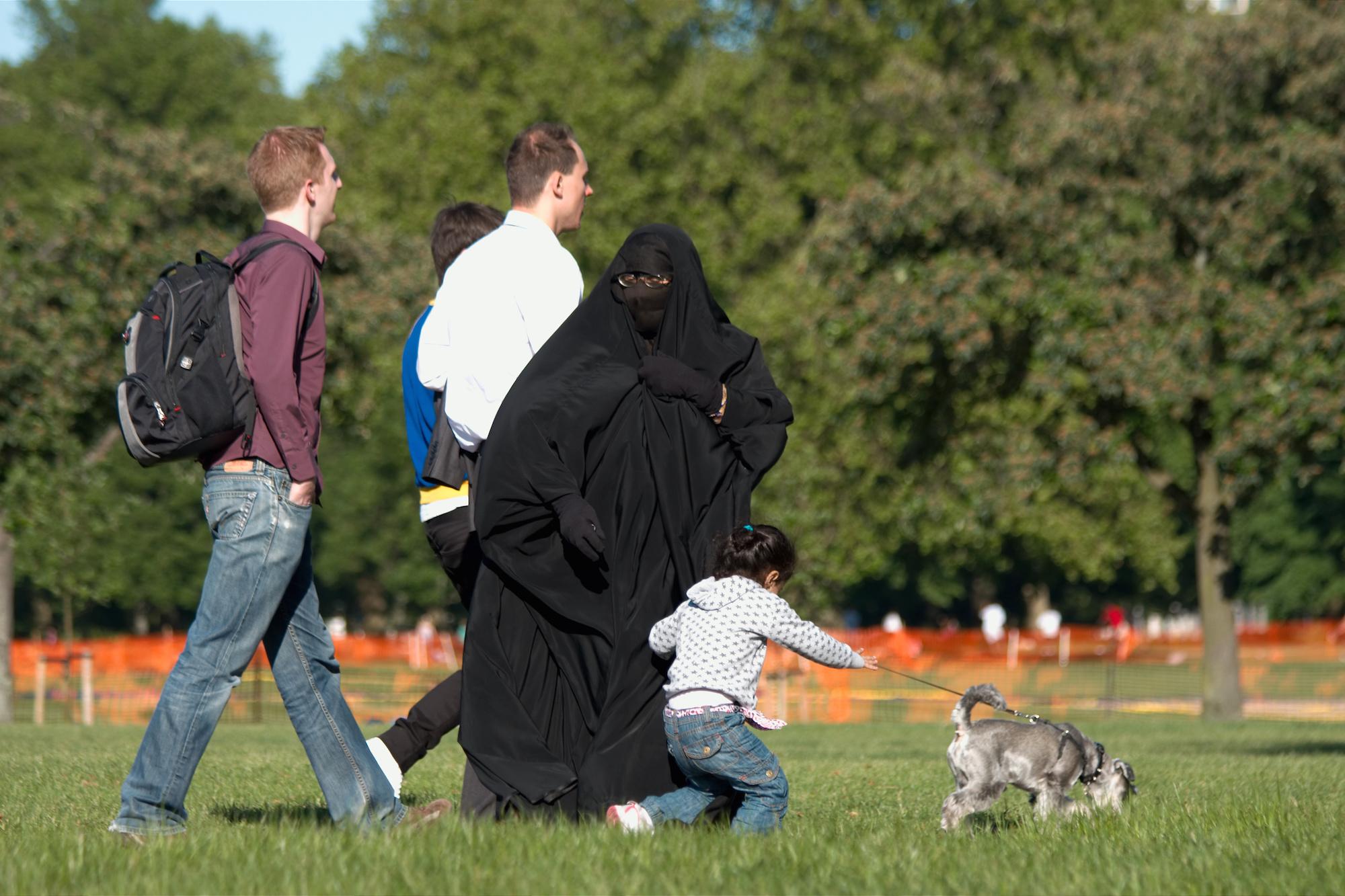 Gegen die Islamisierung Deutschlands