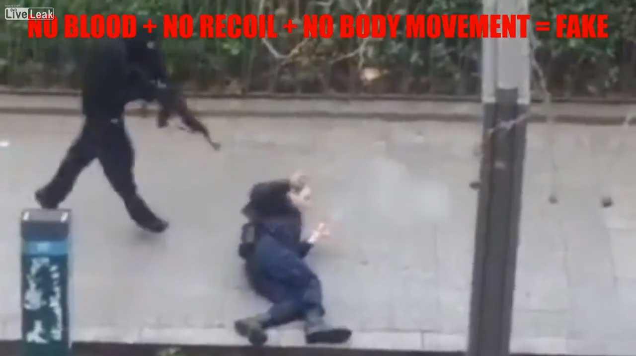 Die  Charlie Hebdo Verschwörung