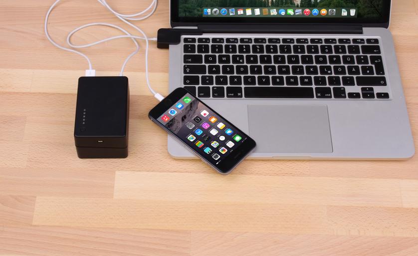 BatteryBox für MacBook Pro/Air und die iDevices