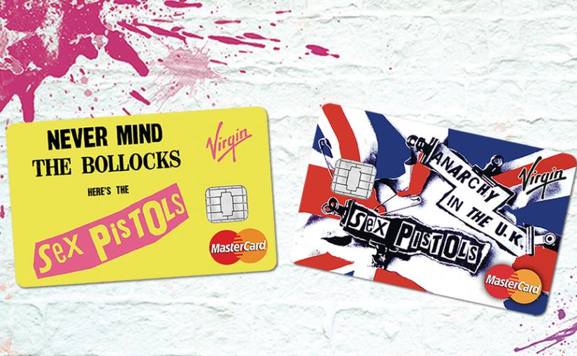 Sex Pistols Kreditkarten?