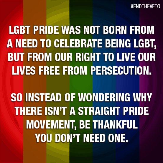 WTF? #HeterosexualPrideDay
