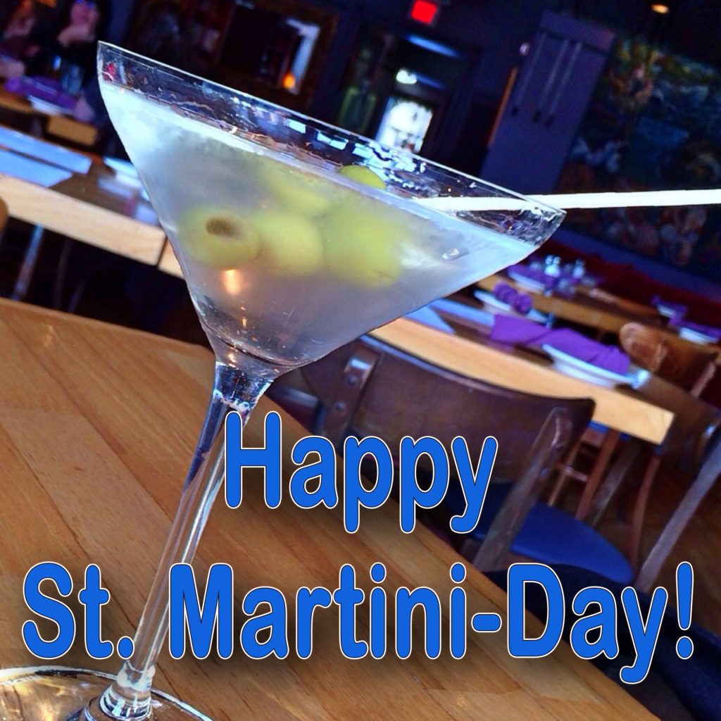 Happy St Martini-Day
