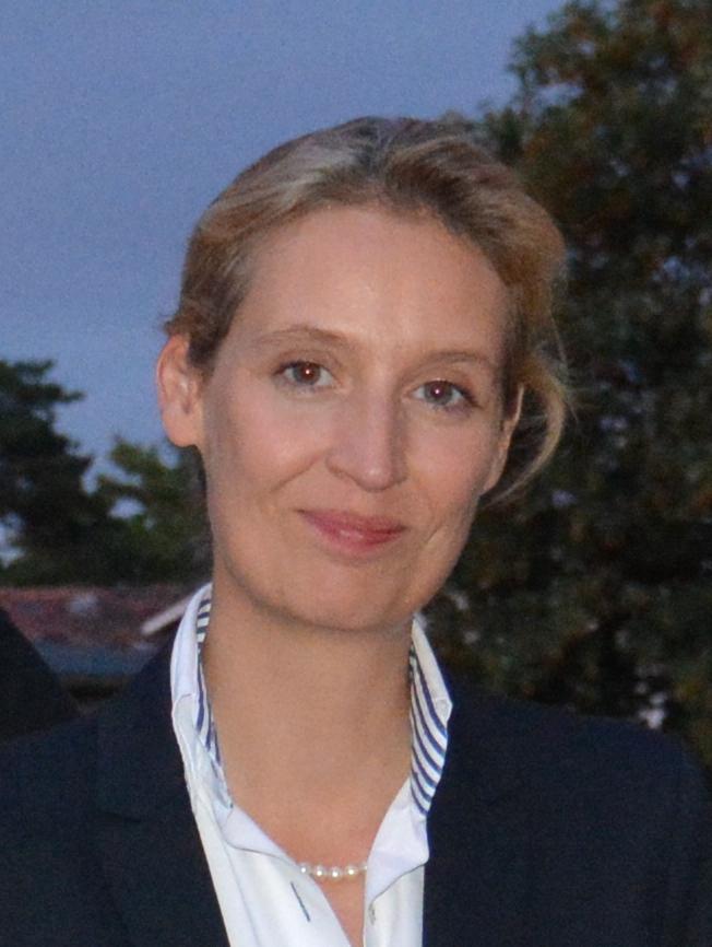 Alice Weidel – die deutsche Barbara Streisand