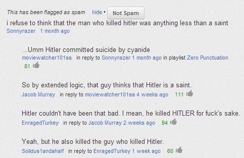 Hitler war gar nicht nur böse! Oder doch?