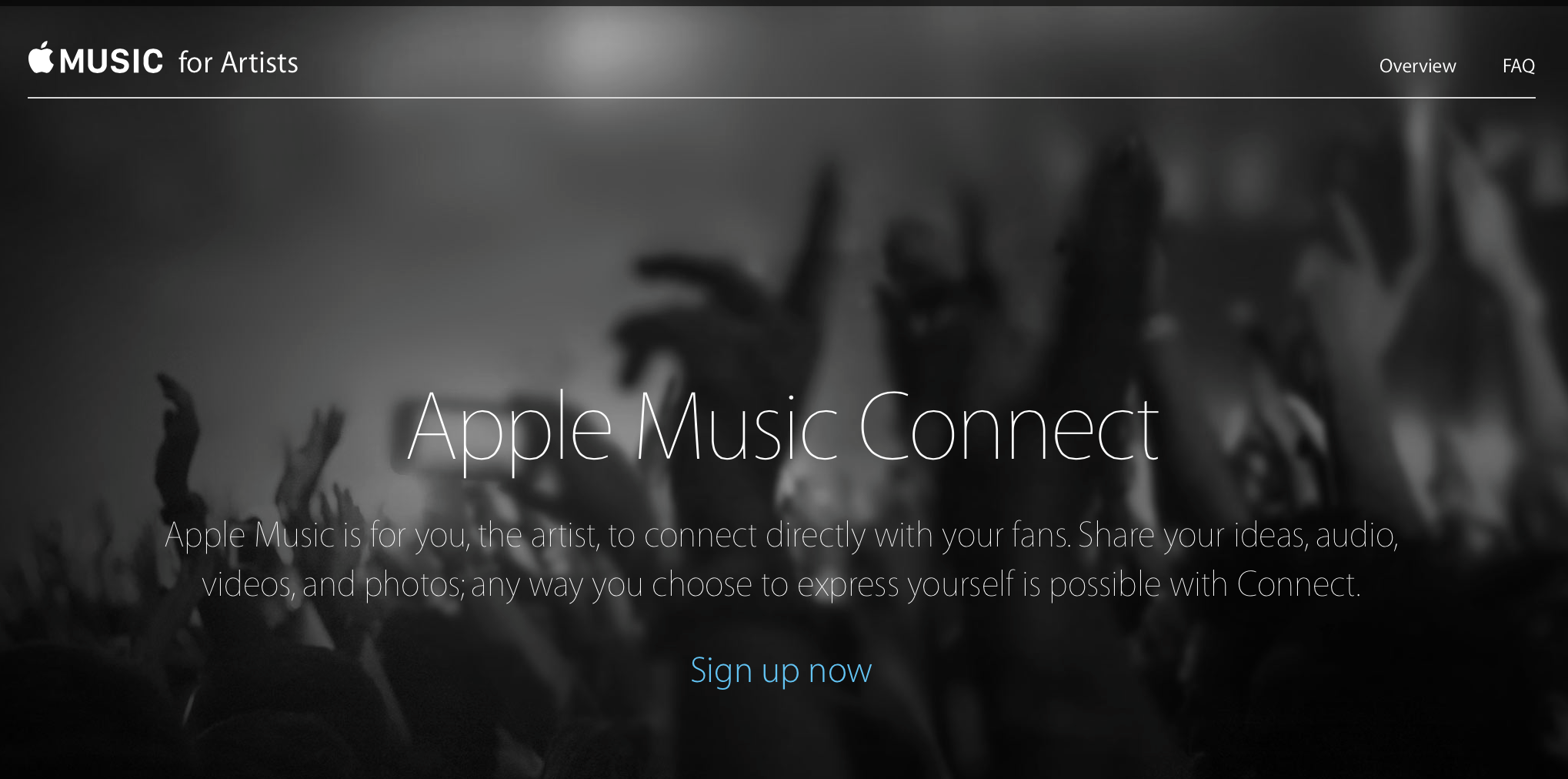 Apple Music Connect – so funktioniert's für Bands mit Label