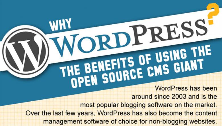 Die Vorteile von WordPress