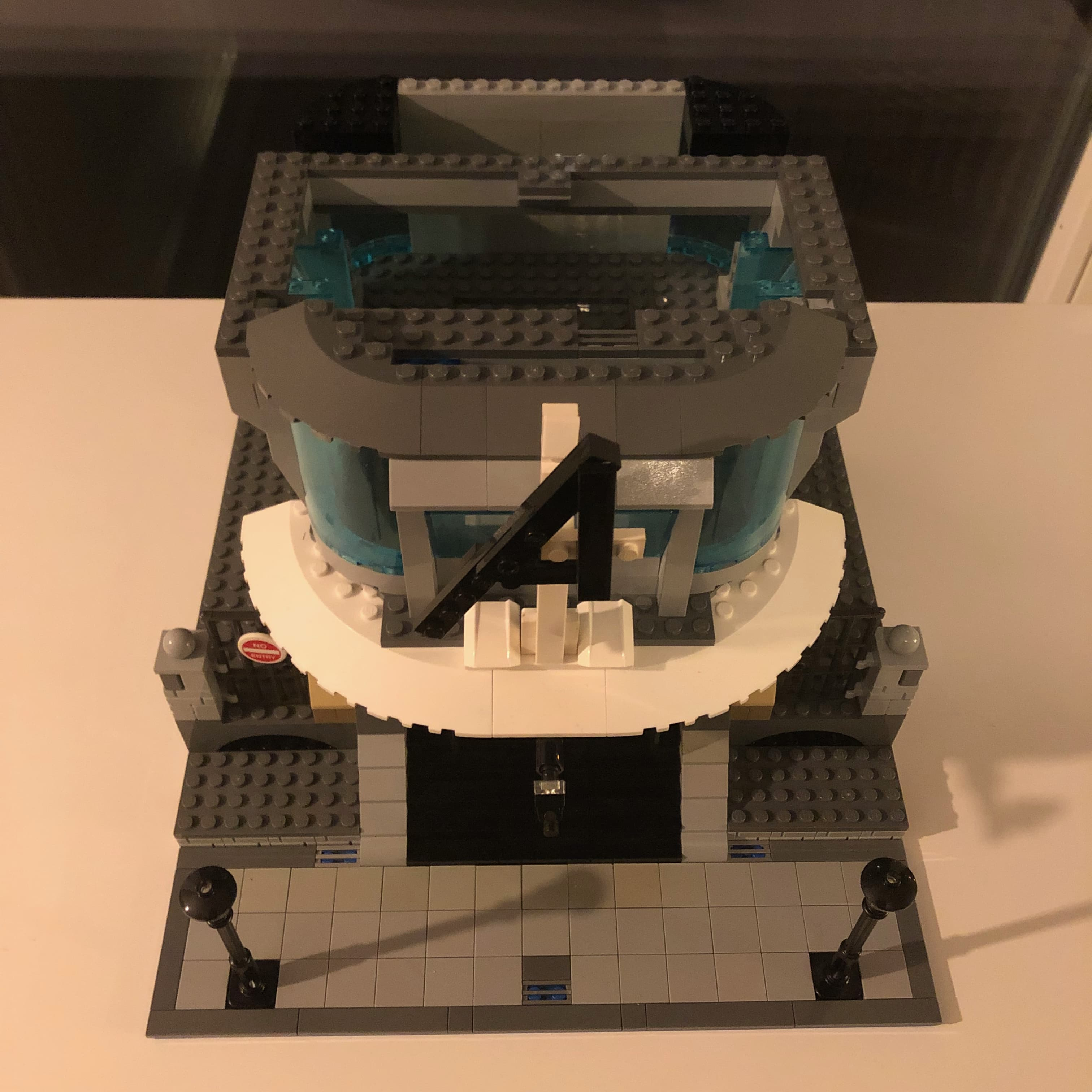Lego mal wieder: Kino und Avengers Tower